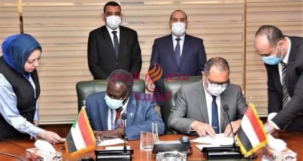 توقيع مذكرة تفاهم بين الشركة القابضة لمصر للطيران و الخطوط الجوية السودانية | توقيع