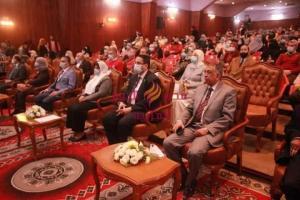 وكيل وزارة التربية والتعليم يشارك احتفالية الأسرة المصرية بالتضامن الاجتماعي | وزارة التربية
