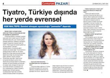 Cumhuriyet Newspaper