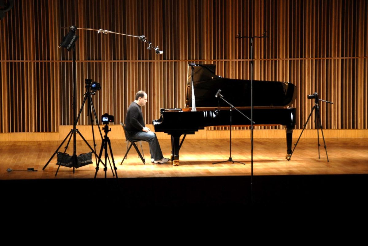 HEYBELİ VARIATIONS for Solo Piano