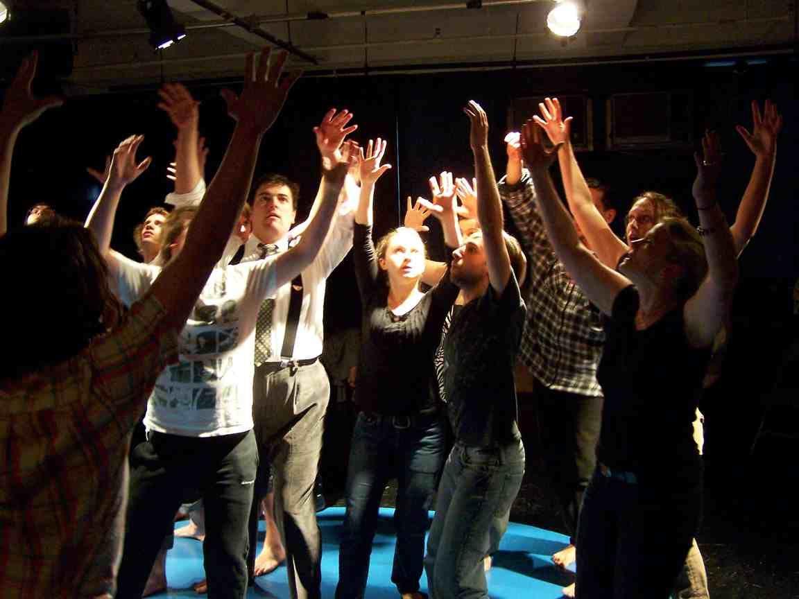 Tiyatro ve Hayat için Doğaçlama Kılavuzu; Spolin Tekniği