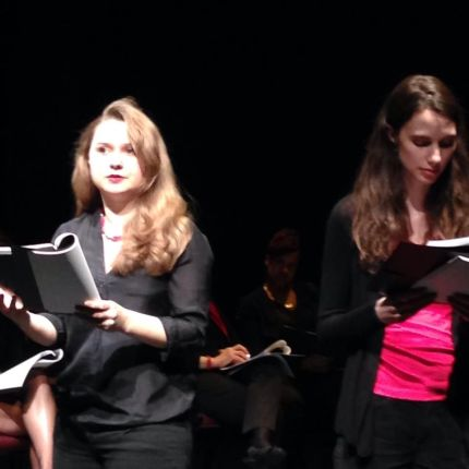 Reading of Vagina Monologues '15