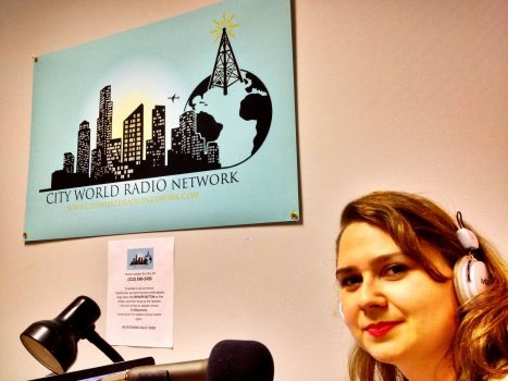 Ege on City World Radio