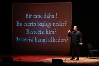 Fırtına Geveze Piyanist Emir Gamsız ve Öykü Tiyatrosu - Spolin-ist Oyuncuları ve Ceyda Düvenci