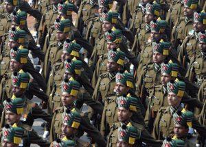 Army Recruitment Rally 2020 at Mandi HP