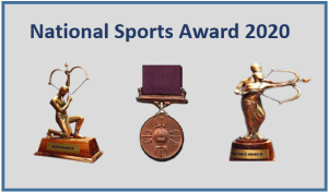 National Sports Award 2020