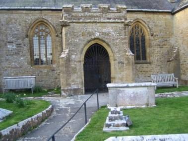 Symondsbury Church