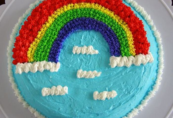 Eggless Vanilla Cake Recipe Cake Decorating Tips Eggless Cooking