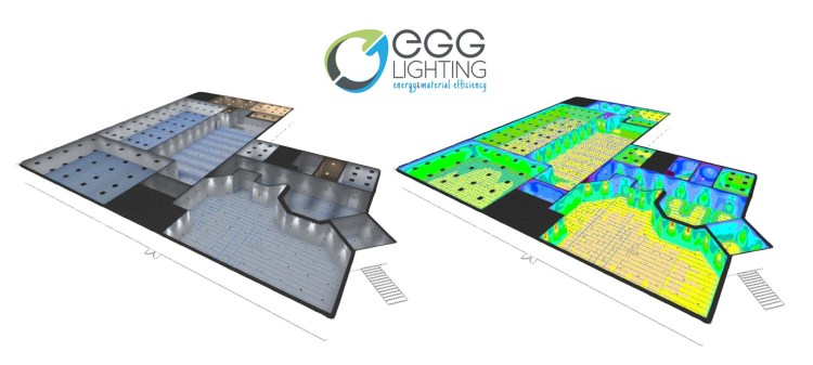 Office Digital Lighting Design