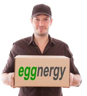 Livraison eggnergy