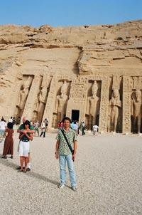 Temple of Queen Nefertari