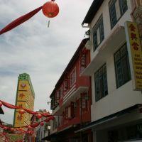 新加坡唐人街。