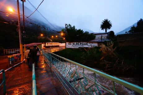 Ollantaytambo Station