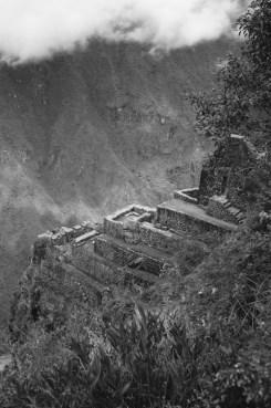 寺廟遺跡。