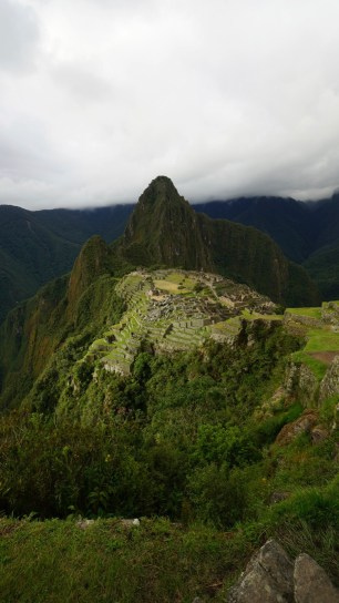 黃昏前的「天空之城」 Machu Picchu(馬丘比丘)