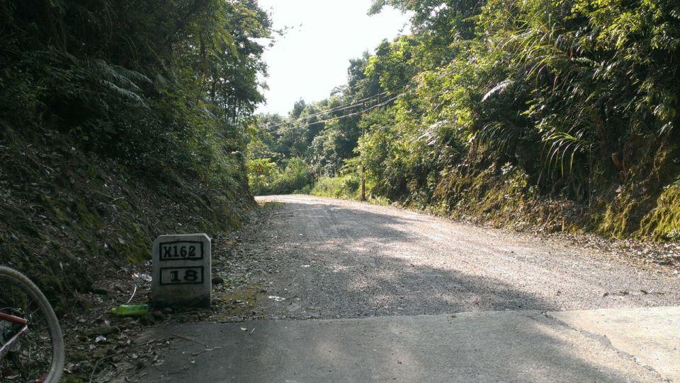 X162 山坳