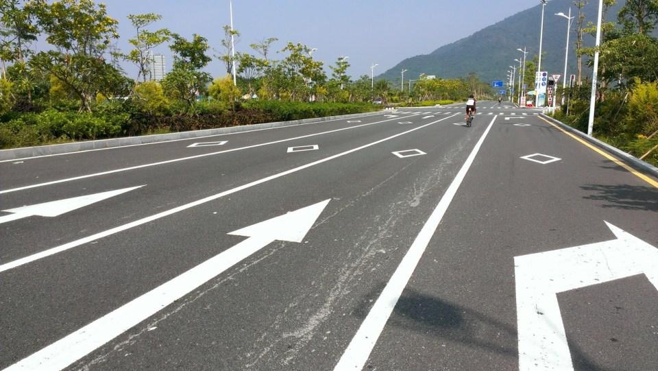 大亞灣沿海公路。