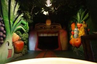 「食物的旅行」-- 模擬食物經過消化道的機動遊戲。