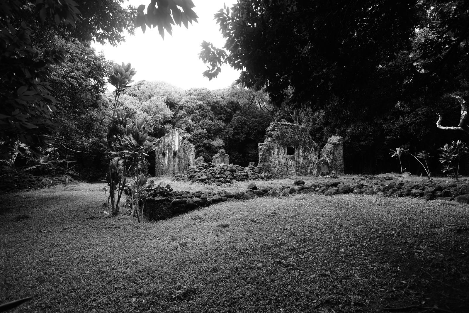 Kaniakapupu -- Summer palace of King Kamehameha III