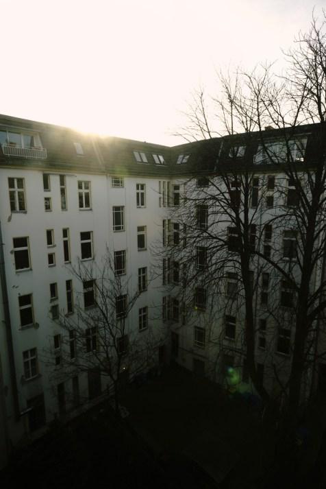 Outside the Axel Hotel Berlin