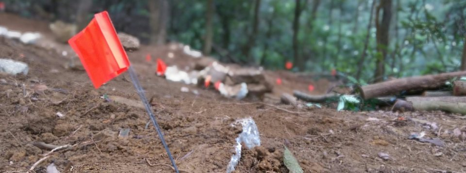 開山掘路 -- 天門(新元朗仔)越野單車徑
