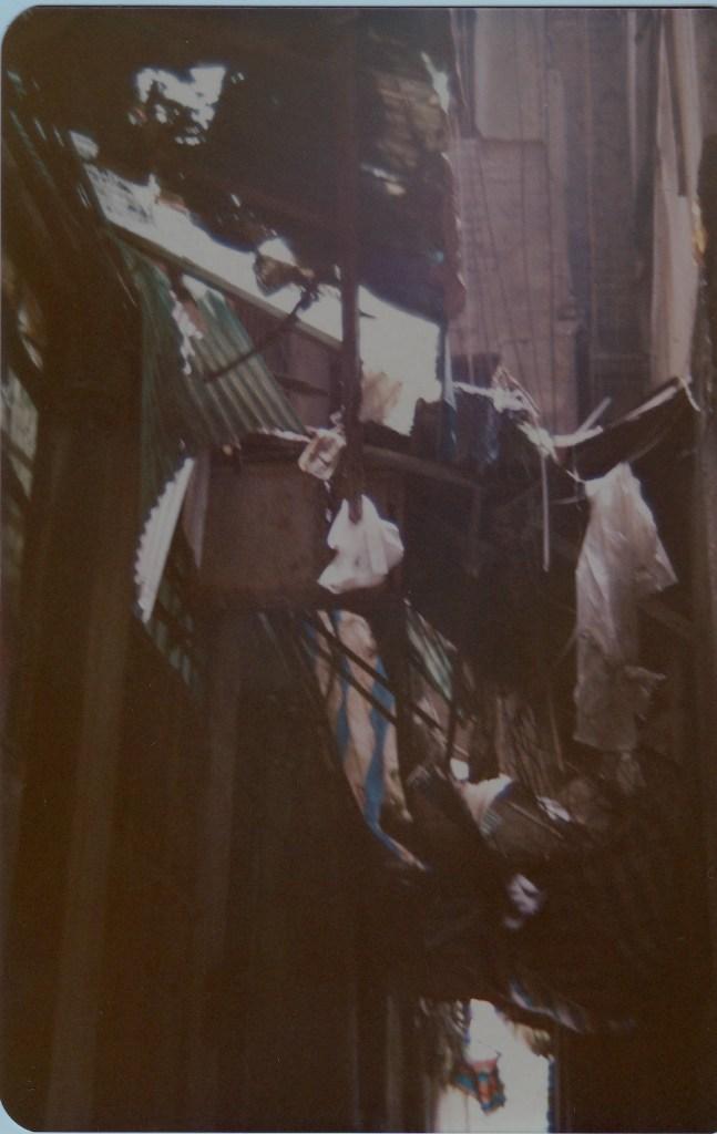 多垃圾是城寨特色。