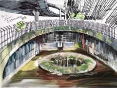 荔枝角雨水排放隧道