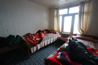 雙人房。(Gokyo)
