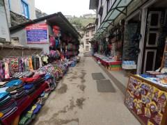 大街小巷大部分做遊客生意。