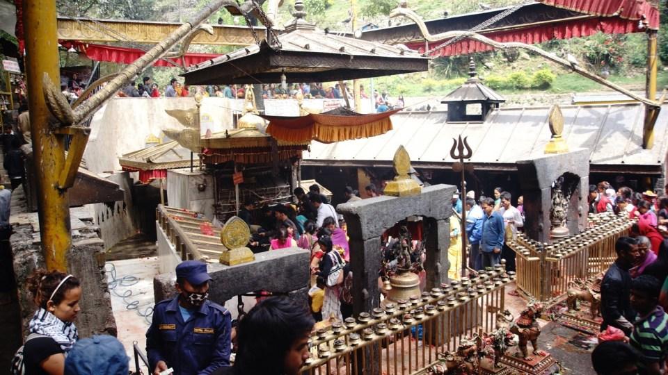 血祭場 Dhakshinkali Temple