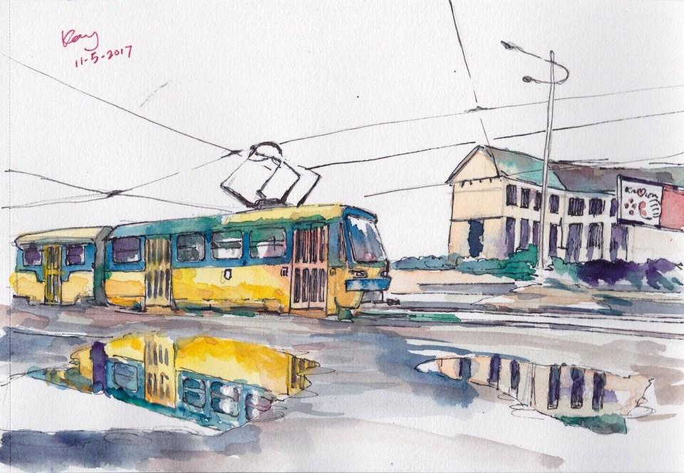 基輔電車(二)