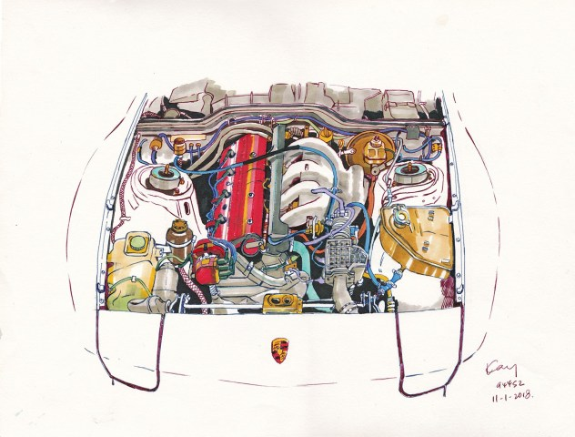 944S2 Engine