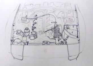 墨水 + marker 畫引擎