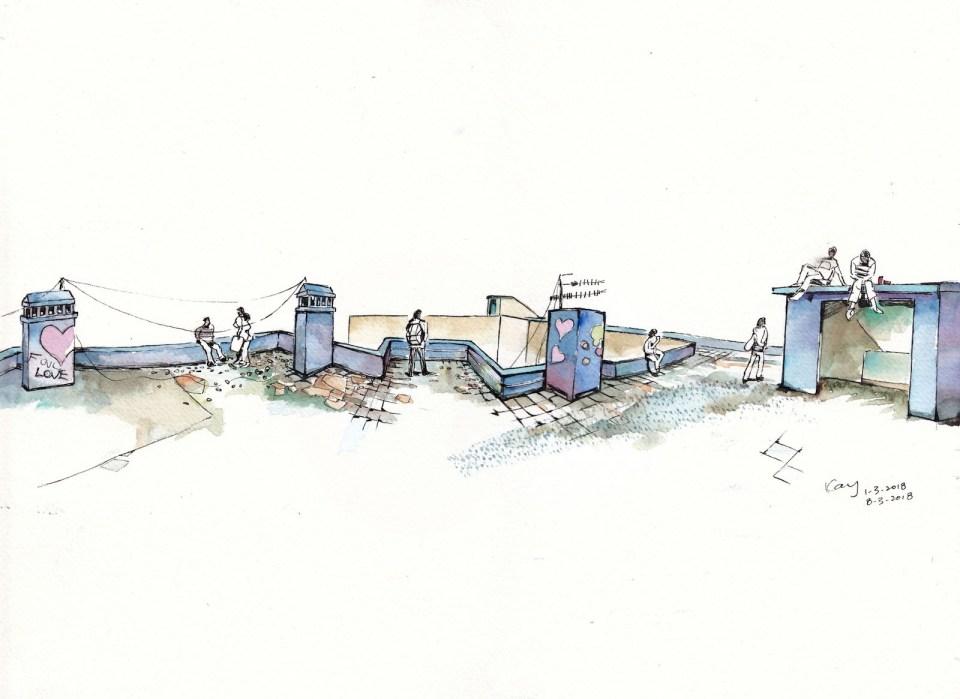 藍天台 2