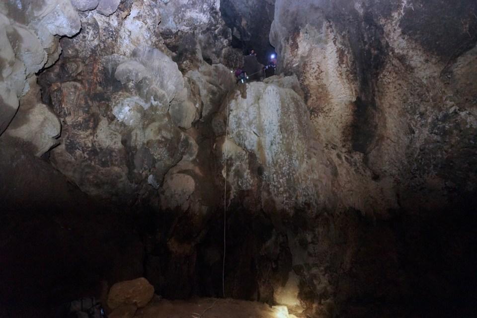 陽山溶洞探險記(下)