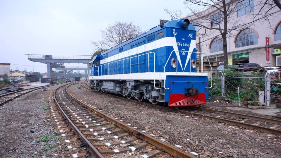 廣州鋼鐵廠的東風 5