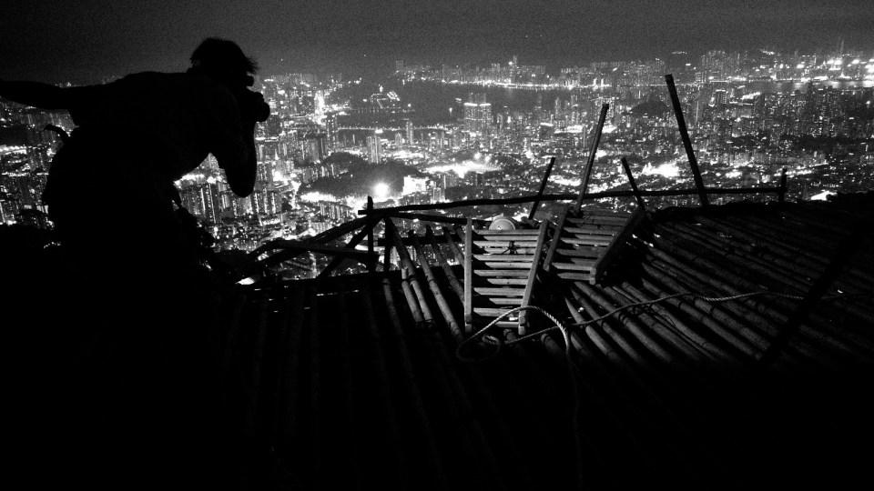 重遊雷達站 — 雷達站的最後一夜