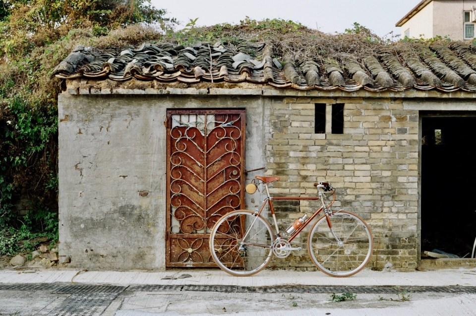結束單車懷舊之旅。