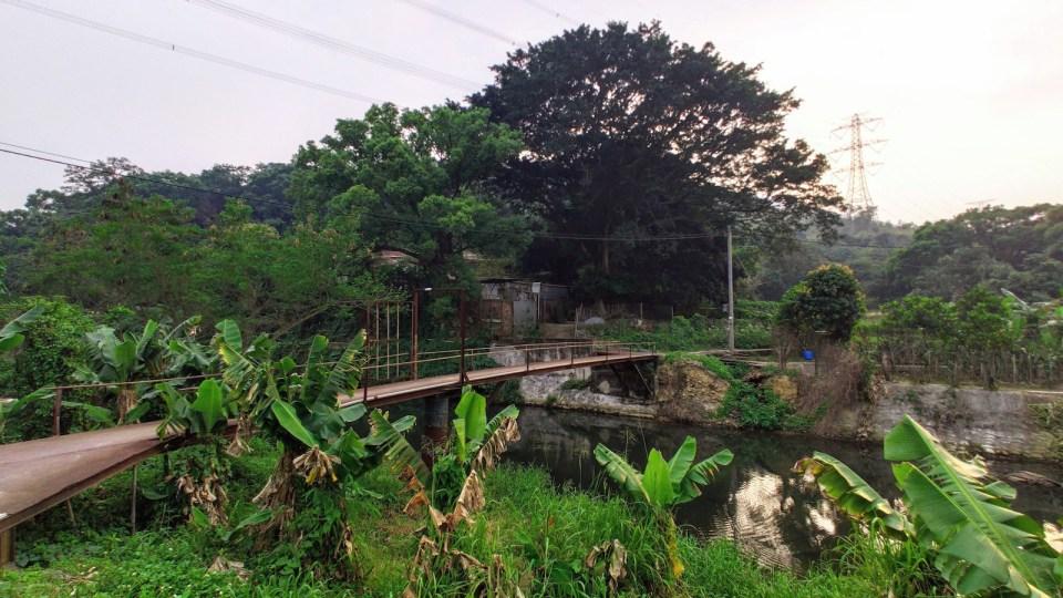 大水管村路 + 担水坑鐵橋 1 開 5