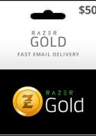 Razer Gold 50 USD