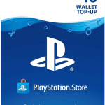 PlayStation Gift Card 10 GBP