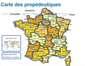 Carte propédeutique