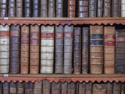 books library heritage