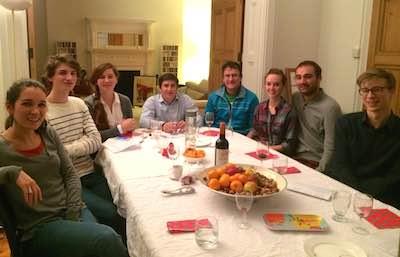 Groupe de jeunes - paroisse protestante francaise de londres