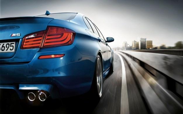 Video: 2012 BMW M5 undergoing high-speed testing at Nardo Ring