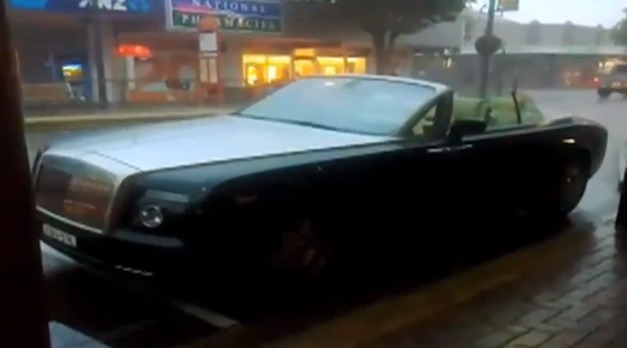 Rolls-Royce Drophead Phantom Rain