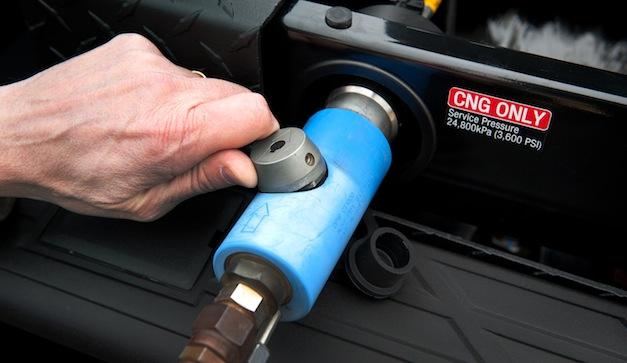 Bi-fuel option to priced at $11,000 on GM pickups