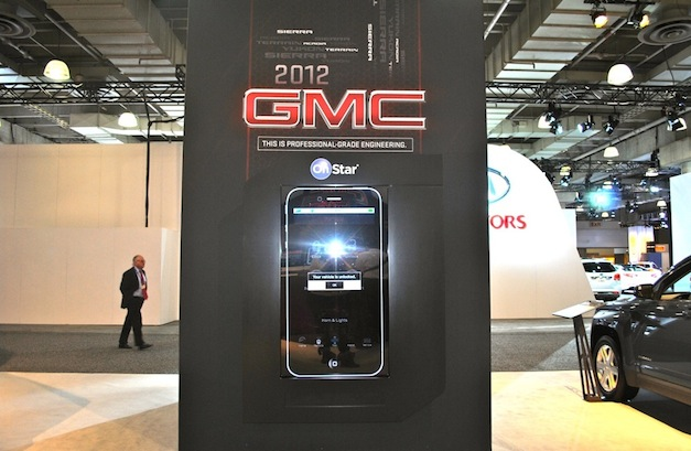 2012 New York: GMC Display