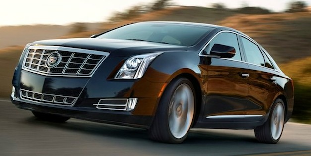 Report: Next gen Cadillac XTS to share platform with future Opel Insignia