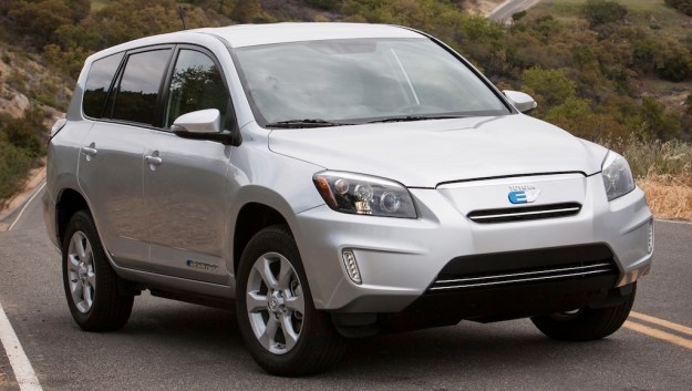 Toyota RAV4 EV price starts at $49,800, sales start late 2012